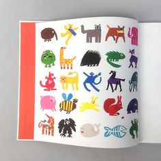 Anteaters to Zebras / Alan Fletcher