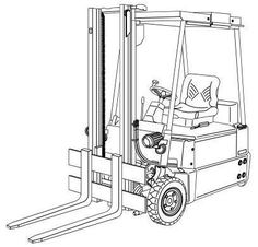 Original Illustrated Factory Workshop Service Manual for Linde Electric Forklift Truck E-Series Type 324-02 Ex.Original factory manuals for Linde Forklift Trucks, contains high quality images, circuit diagrams and instructions to help you to operate and repair your truckCovered models:  E15-02 E
