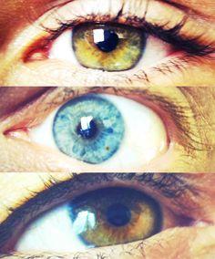 my #family's #eyes