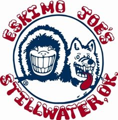 You can find one of these t-shirts in almost every part of the world and they all came from Eskimo Joe's in Stillwater, Oklahoma.