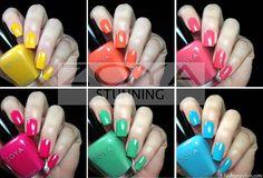 Zoya Stunning Collection