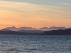 Image result for olympic mountains from seattle Alki Beach Seattle, Olympic Mountains, Olympics, Washington, Google Search, Nature, Travel, Image, Naturaleza