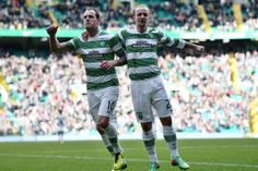 Anthony Stokes bagged all three goals in a February win over St Johnstone