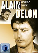 ALAIN DELON COLLECTION Die Aventurier SWIMMINGPOOL Serrano TULIPE 4 Boîte DVD