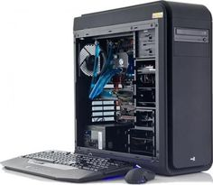 Premium motherboards may offer additional features such as the higher-quality built in audio of the Gigabyte 3 used in Mesh's Skylake PCA system. Gaming Pcs, Sem Internet, Laptop Computers, Games, Audio, Game, Playing Games, Gaming, Toys