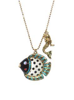 necklace fish - Pesquisa Google