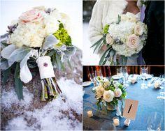 Elegant Rustic Wedding Flowers