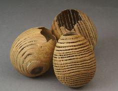 """Love these...I collect eggs and these are really neat.  """"Pascal Oudet 