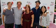 Drop Dead Diva cast at Drop Dead Diva Official Games #Friends
