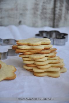 Two blondes in the kitchen: Cookies with rice flour