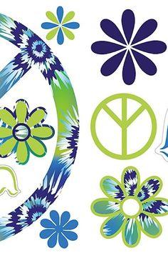 ☮✌~Paz~✌☮ ❤~ AMOR ~❤ ❤☮✌Peace☮∞L♡VE∞★ ➳➳➳☮American Hippie Art - Peace Sign