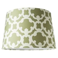 Threshold (Target); Floral Lamp Shade - Cream I would build a ...