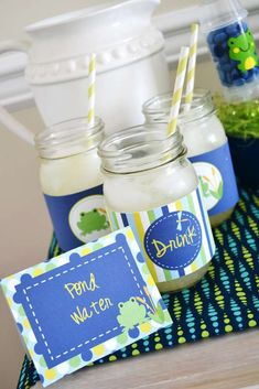 Birthday Party Ideas | Photo 1 of 17 | Catch My Party
