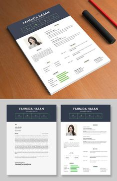 Awesome Resume & Cover Letter Templates