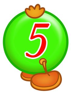 с Preschool Number Worksheets, Numbers Preschool, Math Numbers, Preschool Classroom, Letters And Numbers, Classroom Decor, Printable Numbers, Chenille, Math Games