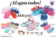 www.lacasitademartina.com #modainfantil #kids  ♥ Aprovecha las REBAJAS de PISAMONAS ♥ Tienda online de calzado infantil : ♥ La casita de Martina ♥ Blog de Moda Infantil, Moda Bebé, Moda Premamá & Fashion Moms