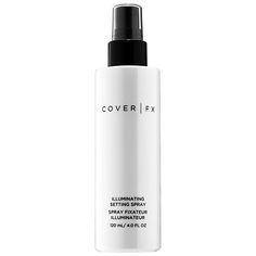 Shop COVER FX's Illuminating Setting Spray at Sephora. It sets makeup for all-day wear, while imparting instant, all-over illumination. Wedding Makeup Tips, Wedding Makeup Looks, Bride Makeup, Cover Fx Cosmetics, Makeup Setting Spray, Gorgeous Makeup, Unique Makeup, Simple Makeup, Skin Makeup