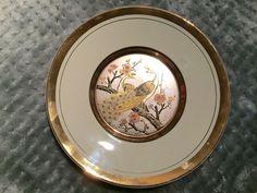 "THE ART OF CHOKIN 7""  24k GOLD EDGED PLATE"