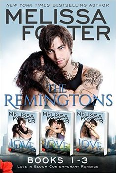 The Remingtons (Book 1-3, Boxed Set): Game of Love, Stroke of Love, Flames of Love - Kindle edition by Melissa Foster. Romance Kindle eBooks @ Amazon.com.