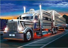 Best Trucks In The World [Cool Trucks Pictures] The biggest trucks in the world. The body designs of these trucks are very cool and wow.The biggest trucks in the world. The body designs of these trucks are very cool and wow. Big Rig Trucks, Gmc Trucks, Old Dodge Trucks, Vintage Pickup Trucks, Lifted Chevy Trucks, Show Trucks, Ford Pickup Trucks, Peterbilt Trucks, Diesel Trucks