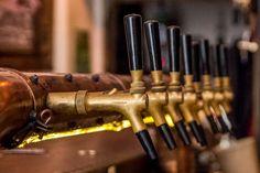 Beer taps | digital deconstruction