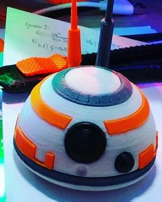 Something we liked from Instagram!  #3dprinting #3dprint #3printed #starwars #thingiverse #reprap #arduino #diy #3dprinter #starwarsfan #jedi #darthvader #bb8 #theforceawakens #stormtrooper #orange #ultimaker #makerbot #cute #nerd #figure #cosplay #geek #design #rey #reylo #bb8droid #kyloren #gamer #gaming by carmenl94 check us out: http://bit.ly/1KyLetq