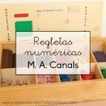 Regletas numéricas Maria Antonia Canals Maths, Special Education, Learning, Hipster Stuff