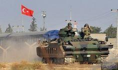 تركيا تؤكد إنه سيتم تطهير مدينة عفرين بشمال سوريا من المسلحين قريبًا: تركيا تؤكد إنه سيتم تطهير مدينة عفرين بشمال سوريا من المسلحين قريبًا