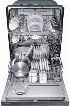 Dishwasher has also another benefit that is not really seen, but its true. If you have a dishwasher, it will be the best place for you to store your dirty dishes. So you do not have to keep them away from your house because they are not wanted. By using a dishwasher, you do not have to store the dishes away from your house because you do not want them to be clean because you will not be wasting water and wasting energy. A dishwasher is so useful, it could be a real time saver for you. Samsung Dishwasher, Best Dishwasher, Black Dishwasher, Built In Dishwasher, Fully Integrated Dishwasher, Kick Plate, Water Waste, Home Upgrades, Cleaning Materials