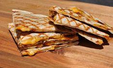 Quesadillas mit Bacon und Frühlingszwiebeln | BBQPit.de