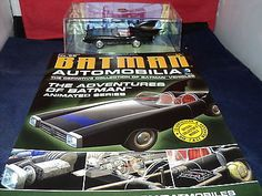#Eaglemoss batman automobilia - issue 65 the #adventures of batman #animated seri,  View more on the LINK: http://www.zeppy.io/product/gb/2/401230566638/