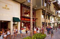 "Shop on ""Luxury Row"" - Royal Hawaiian Center"
