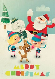 A Rankin Bass Christmas by Wayne Harris