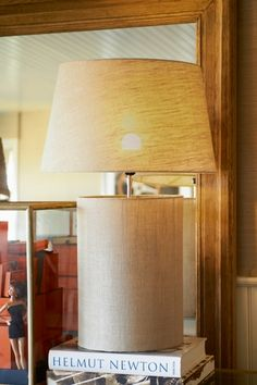 Manhattan Club Lobby Table Lamp