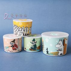 Moomin ceramic set child plastic bowl lunch box microwave products japanese style ceramic-inBathroom Products from Home & Garden on Aliexpre... http://www.aliexpress.com/item/Moomin-ceramic-set-child-plastic-bowl-lunch-box-microwave-products-japanese-style-ceramic/1486833601.html