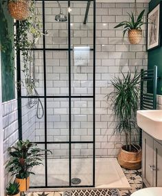 New Bathroom Ideas, Bathroom Inspiration, Bathroom Interior Design, Interior Decorating, Master Bath Remodel, Bathtub Remodel, Amazing Bathrooms, Cozy House, Decoration