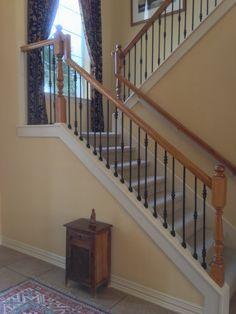The Denkle Residence - Venetian Stairs