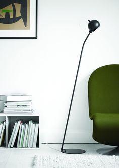 Lampadar Ball G9 Black Matt #homedecor #interiordesign #inspiration #homedesign Home And Living, Led, Lighting, Inspiration, Black, Store, Home Decor, Contemporary Lamps, Light Fixtures
