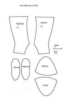 boot pattern msd by seraphim_grace - Photobucket