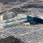 The National Security Agency (NSA) headquarters at Fort Meade, Maryland (AFP Photo) Illuminati, Windows 10, Maryland, Nsa Spying, Fort Meade, Email Programs, La Sede, Tempo Real, Safe Harbor