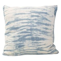 esby apparel Esby X Feelingroovy Pillow - Indigo By (170 CAD) ❤ liked on Polyvore featuring home, home decor, throw pillows, indigo throw pillows, indigo blue throw pillows and indigo home decor