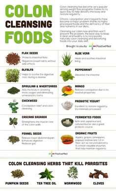 Colon Cleansing Foods: For Your #Health