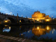 Roma - Ponte e Castel Sant'Angelo