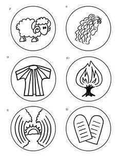 JSB Advent Ornaments 7 to 12
