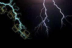 Lightning Rig in Maya