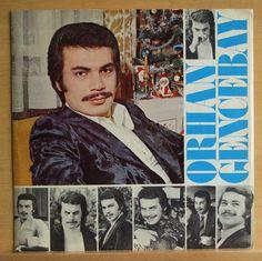 ORHAN GENCEBAY - Same s/t - Vinyl LP - 1974 - Turkish Psych Soul Istanbul Plak