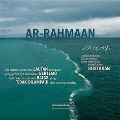 #Maha benar ALLAH dengan segala firman-Nya .  Follow @CintaQuran_ @CintaQuran_  . .  By @maujadibaik