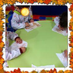 Jardín de infancia MaNiTaS: ACTIVIDAD DEL OTOÑO NIÑOS 2 AÑOS