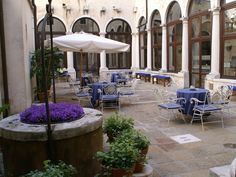Bauer Il Palladio in Venice.  $264 US/nt.  Best in May, June, July, September