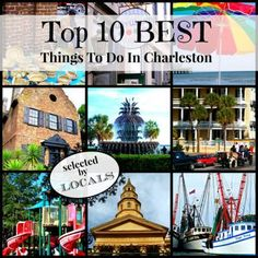 Top 10 Best Things to do in Charleston, SC (but really the best)